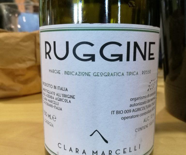Clara Marcelli – Ruggine