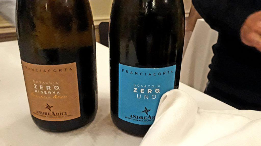 Festival Franciacorta (Milano Wine Week 2018)