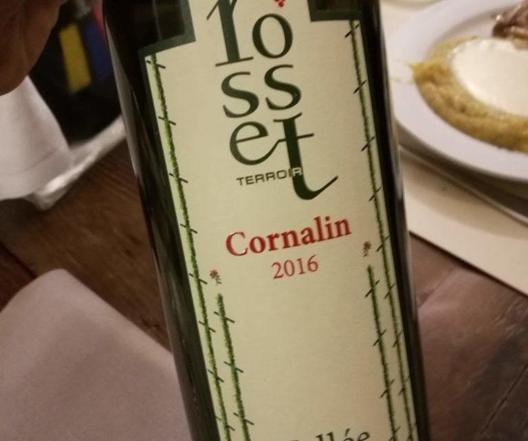 Azienda Agricola Rosset – Cornalin 2016