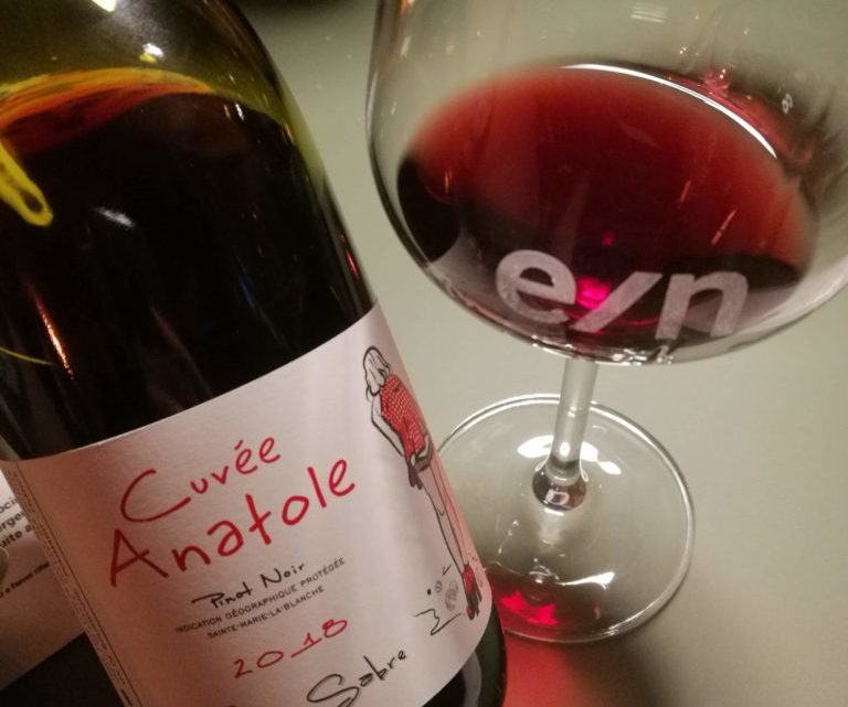 Fanny Sabre – Cuvée Anatole