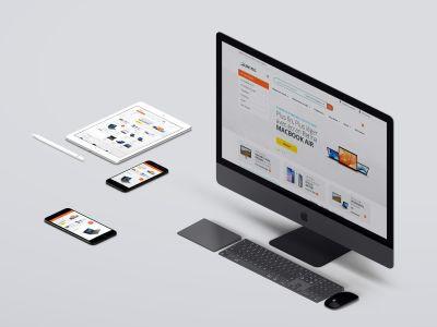 Site E-commerce - Lovatech Store