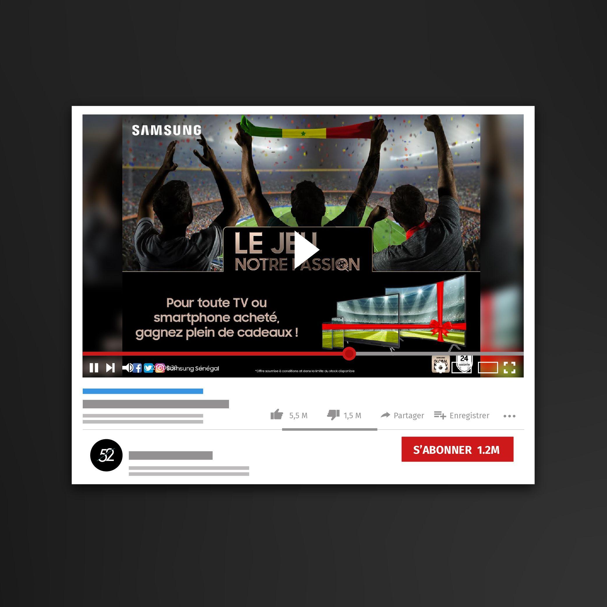 Section 52 Réalisations Video