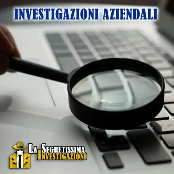 Investigazioni Aziendali