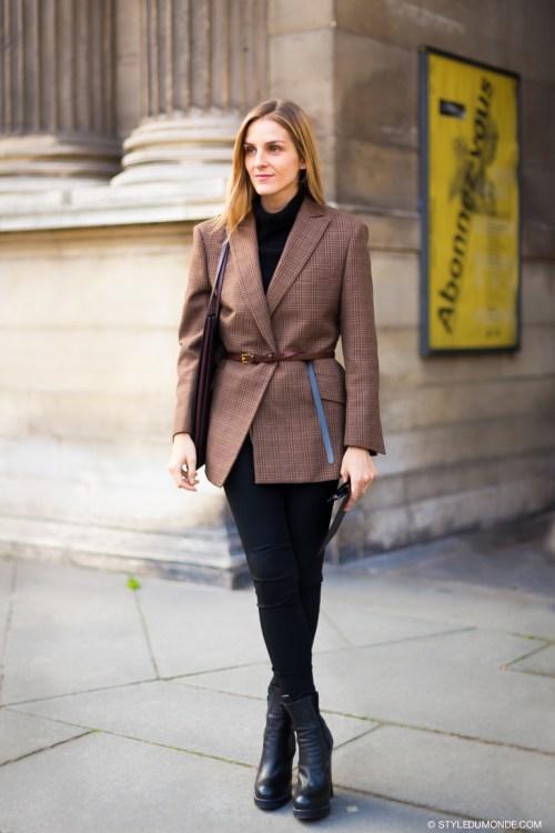 Gaia Repossi y como un cinturón puede hacer que tu look sea de 10| Gaia Repossi and how a belt can make you look perfect.