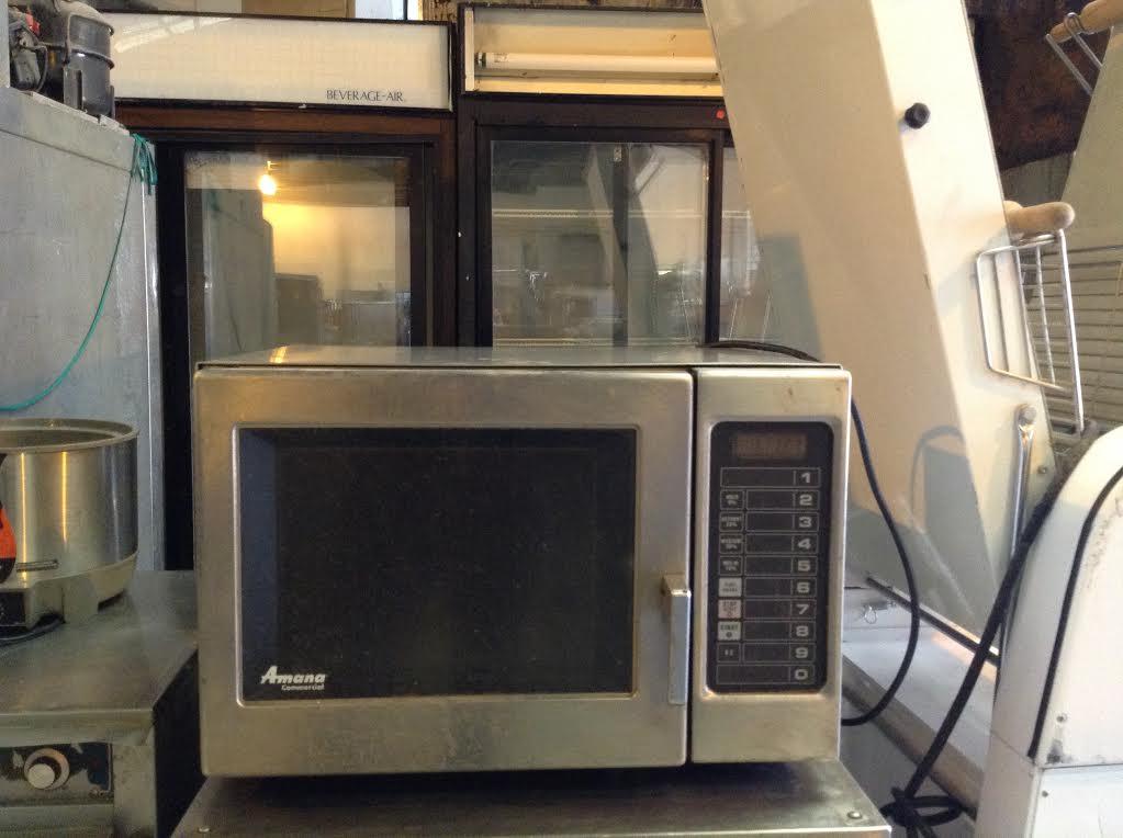 commercial microwave oven la semi nueva used restaurant equipment