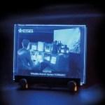 3D Crystal bei Grüner Laser Products