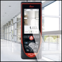Leica DISTO D810 - large touch screen