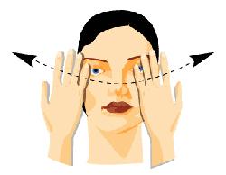 through-fingers