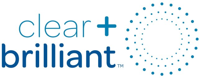 clear+brillant Logo