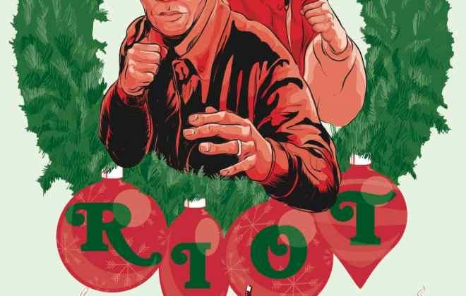 Riot - The Laser Blast Film Society