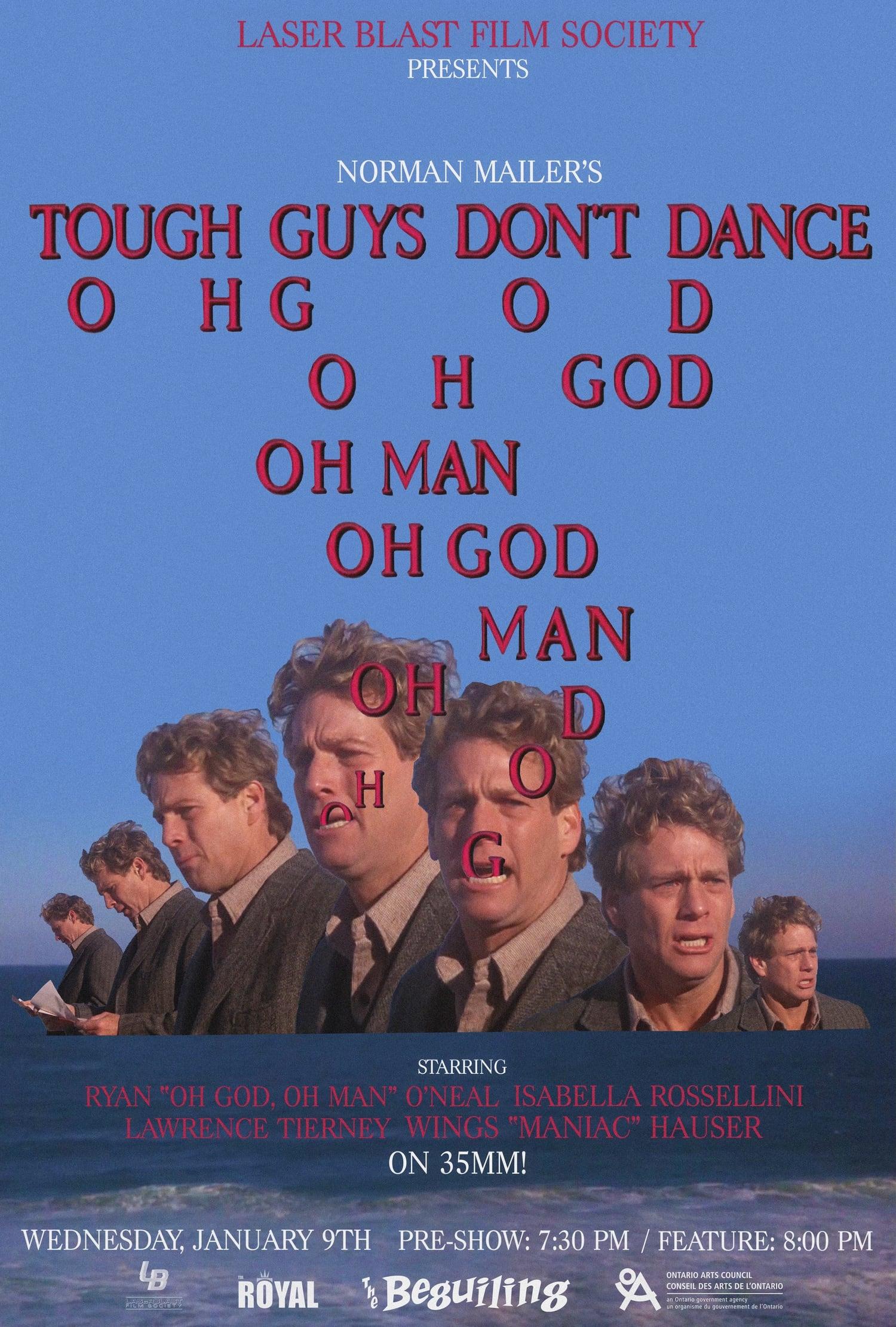 Tough Guys Poster