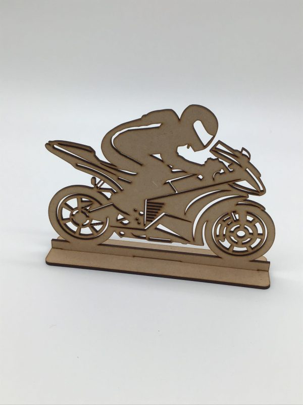 MOTOR CYCLIST