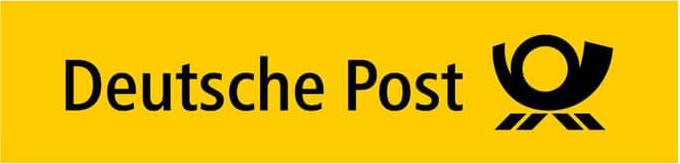 Lasercut24 - Versand per Deutsche Post