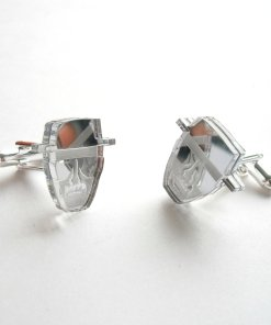 Mirror cuff links