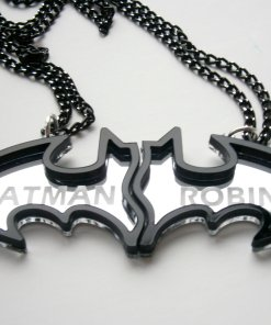 Batman best friends necklaces