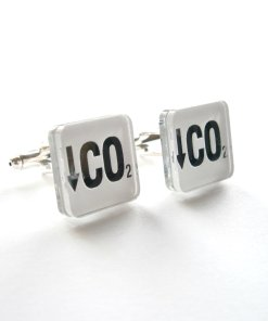 CO2 Cuff Links