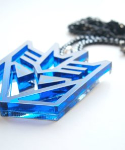 Megatron Necklace