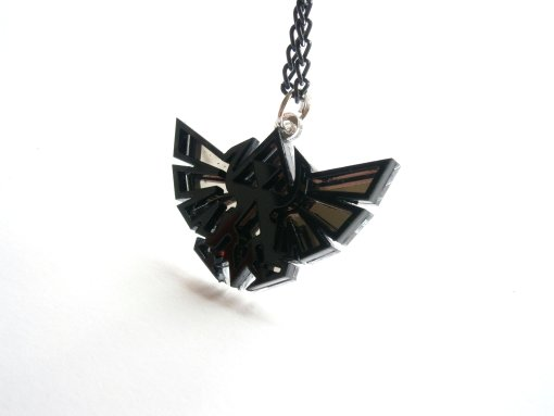 Black Legend of Zelda Necklace