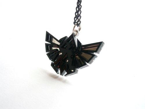 Black Legend of Zelda Necklace