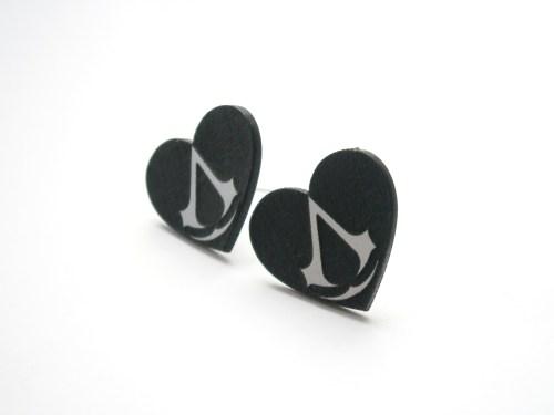 Assassins Creed Earrings