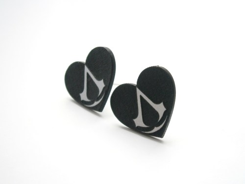 Assassins Creed Earrings