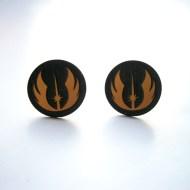 Star Wars Jedi Studs