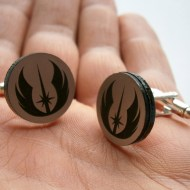 Star Wars Cuff links Jedi Cuff links