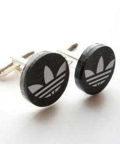 adidas black mirror cufflinks3