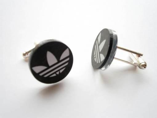 adidas black mirror cufflinks4