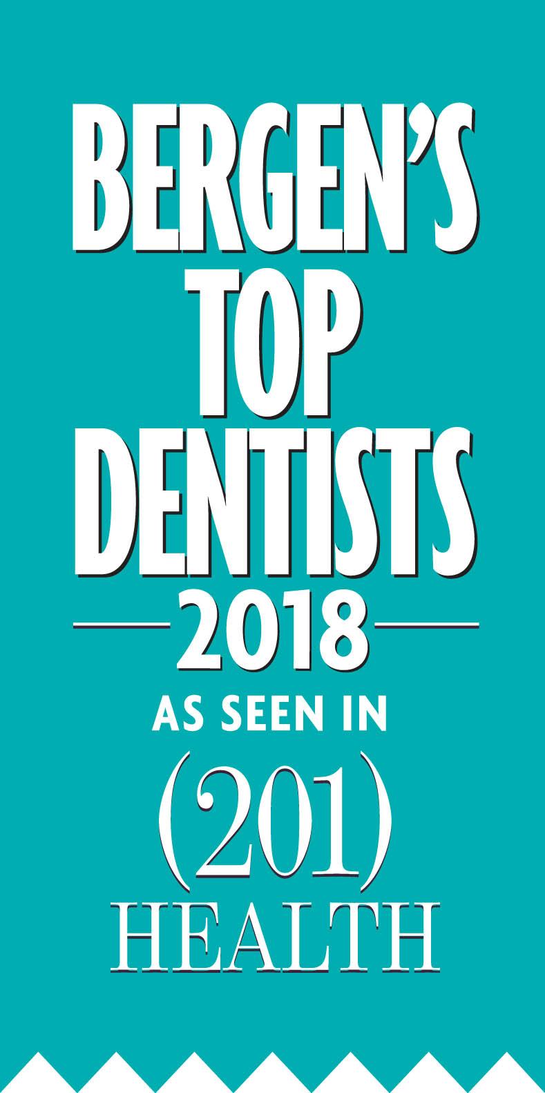 top dentist 2018