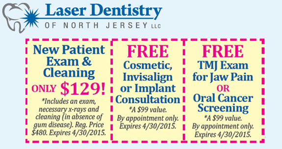 Dentistry specials north new jersey
