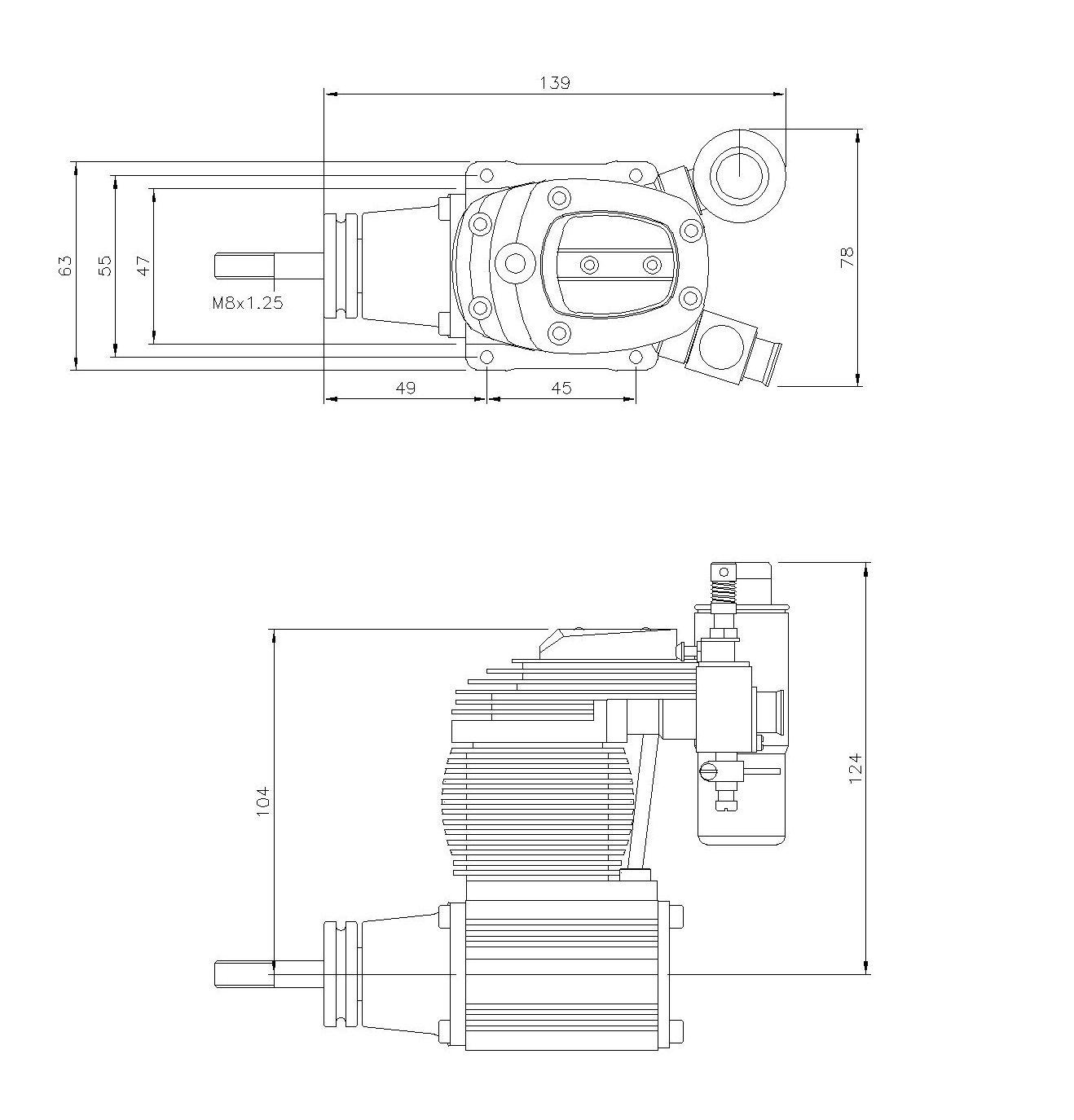 Laser 155