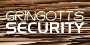 Gringotts Security