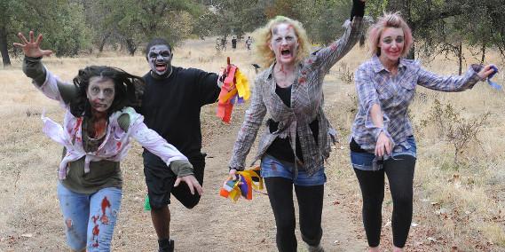 Annual Romero Memorial Walker Fun Run & Shamble for the Cure