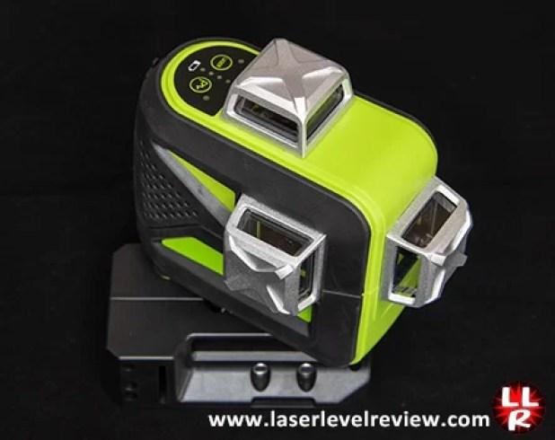 Laser on Magnetic Mount