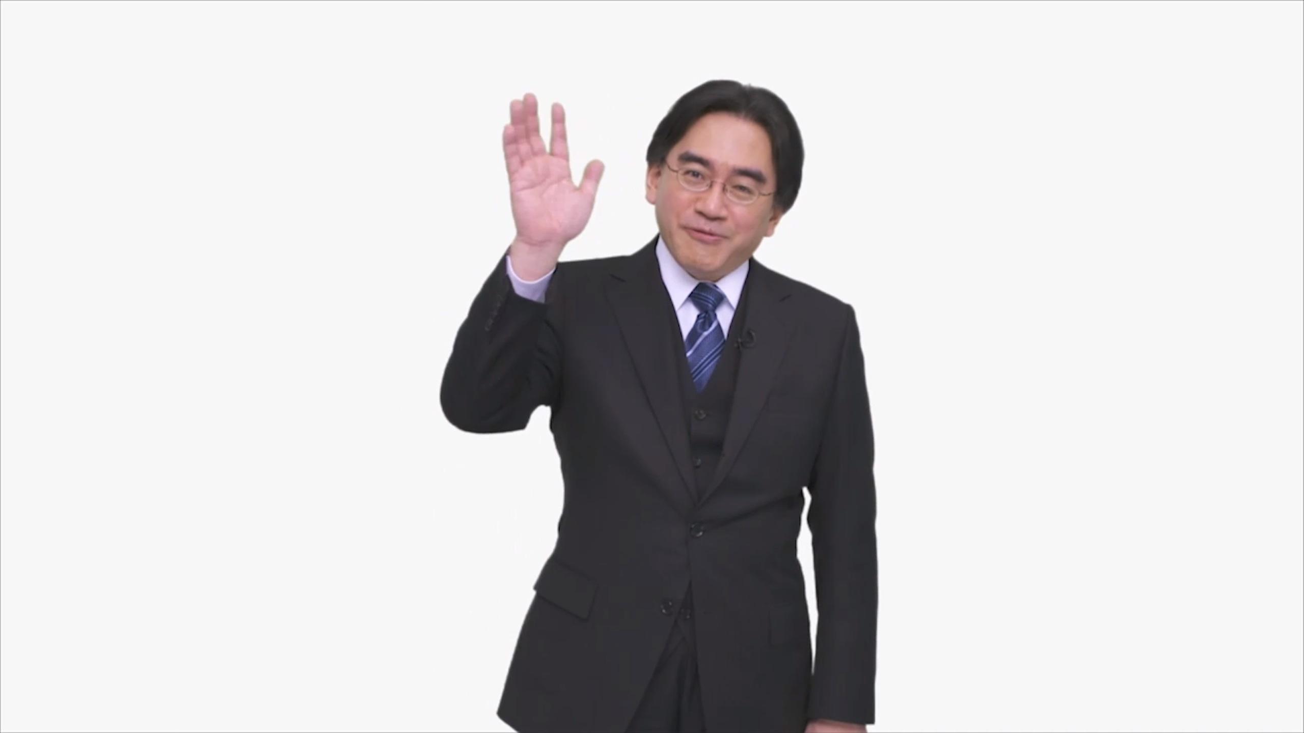 Image result for satoru iwata