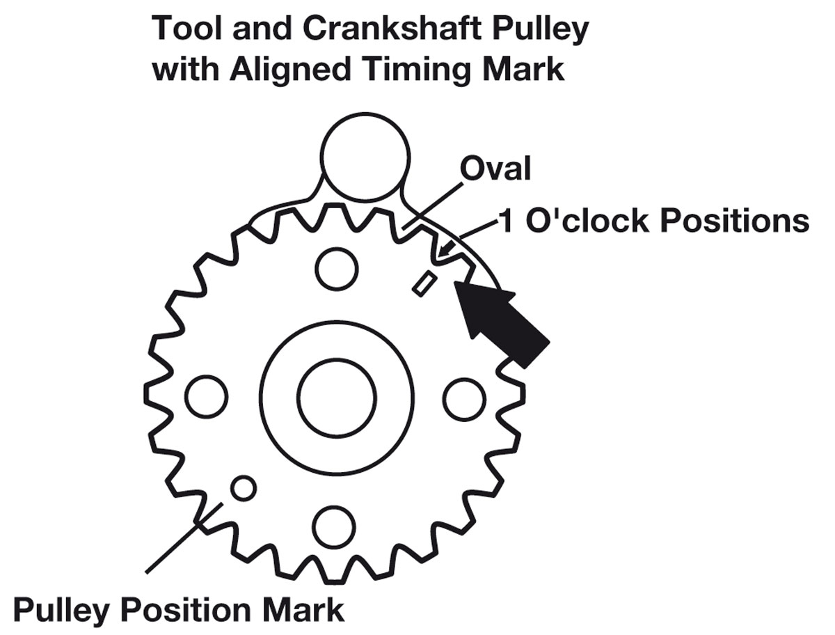 Crankshaft Locking Tool