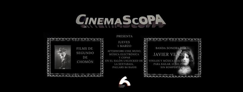 CinemascopA 1Marzo-Chomon-JavierVerdes FB event