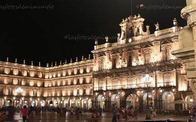 Luces y sombras de Salamanca