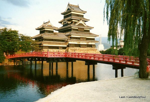 PHOTO GALLERY JAPANESE TEMPLES SHRINES AND CASTLES