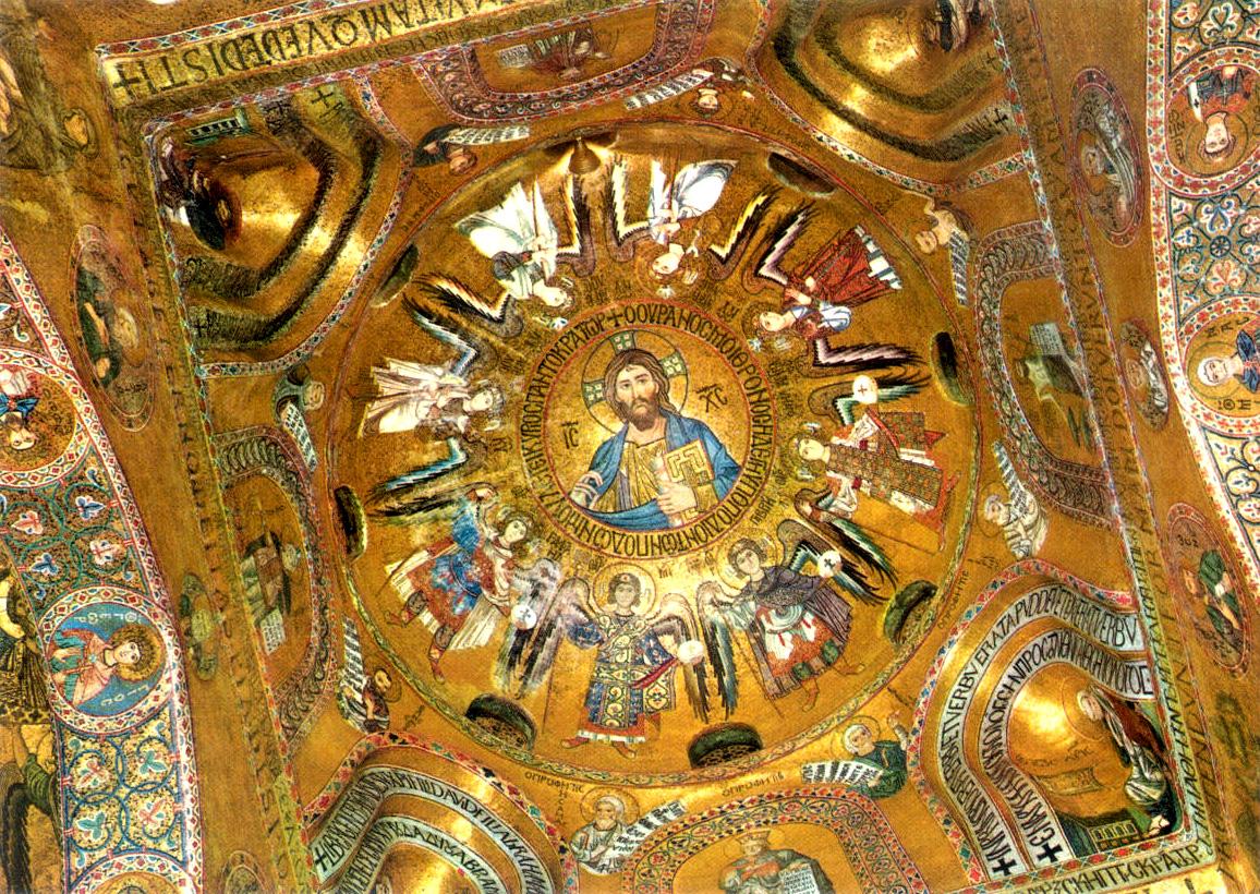 Resultado de imagen de capilla palatina palermo