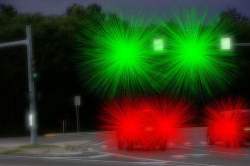 LASIK sonrası yıldız patlamaları