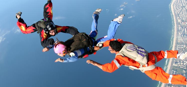 Los Angeles Skydiving School