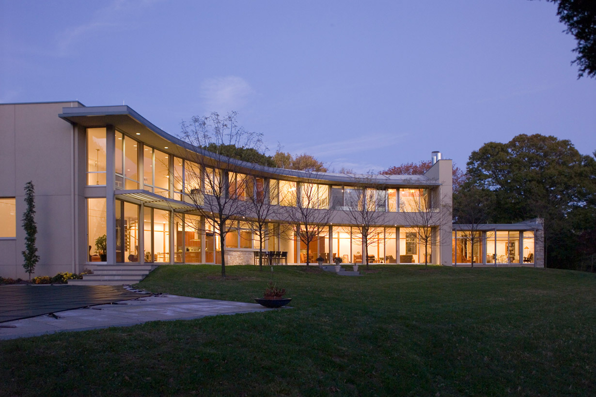 Lasley Brahaney Architecture Construction Princeton New Jersey