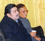 Alcalde Jorquera y concejala Maria Castillo