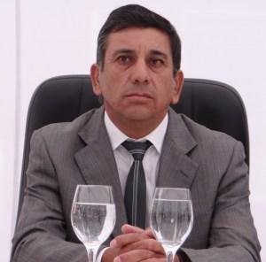 Concejal, Alfonso Muñoz.