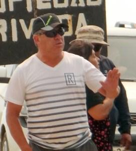 Alejandro Salinas, Administrador.