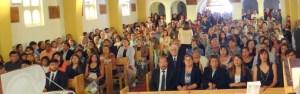 Oficio Religioso en Las Cruces