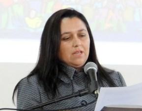 Dayana Romo, Presidenta Asemuch, El Tabo.