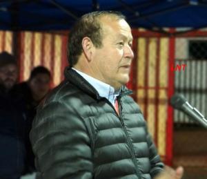 Dirigente, Gerardo Galáz